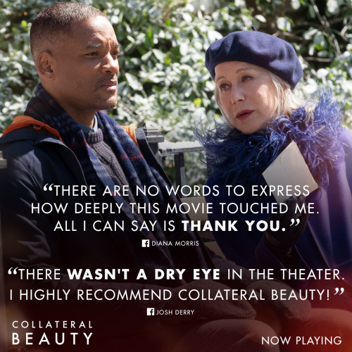 Collateral Beauty is a 2016 American drama film directed …