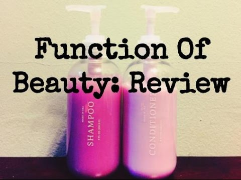 Reviews Do you agree with Function of Beautys 4-star rating…