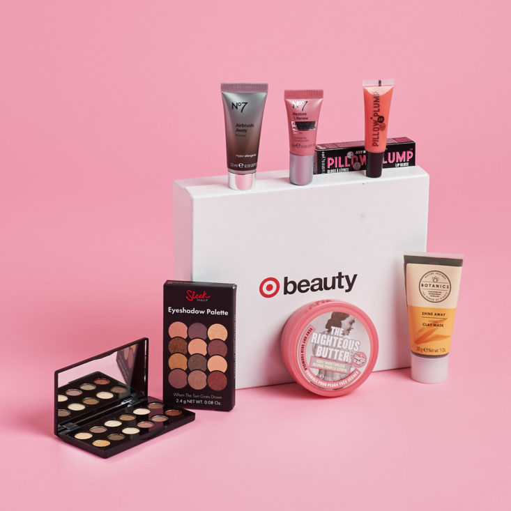 This monthly sub delivers a blend of high-end and drugstore products, a …