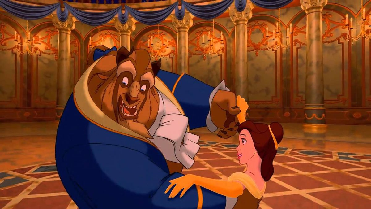 Movie times beauty and the beast