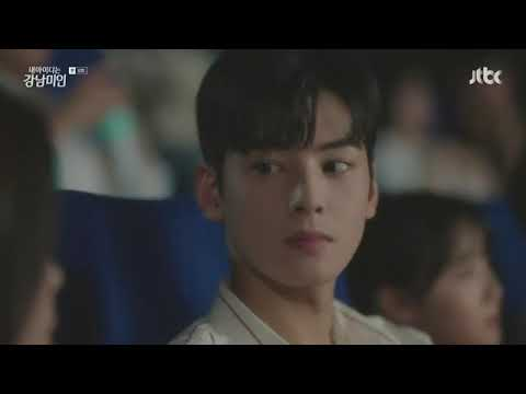 My ID is Gangnam Beauty EP 8 Eng Sub – For the class assignment, Kyung …