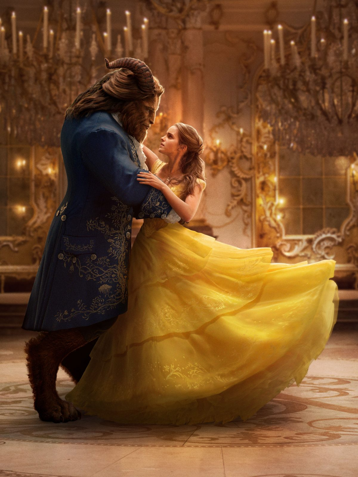 New beauty and the beast movie