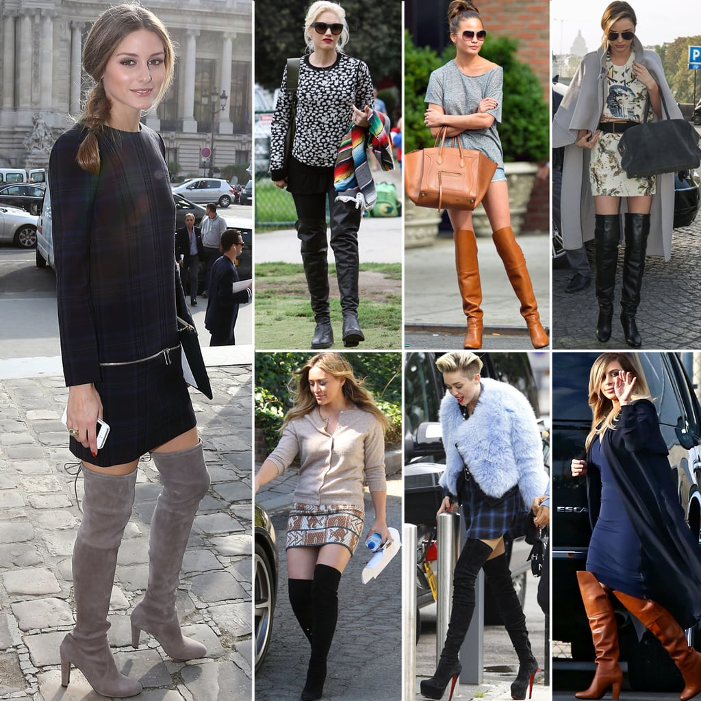 Get the latest and greatest celebrity style, runway trends, and …