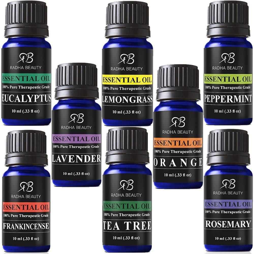 Pure aromatherapy essential oils, Suitable for all skin types…