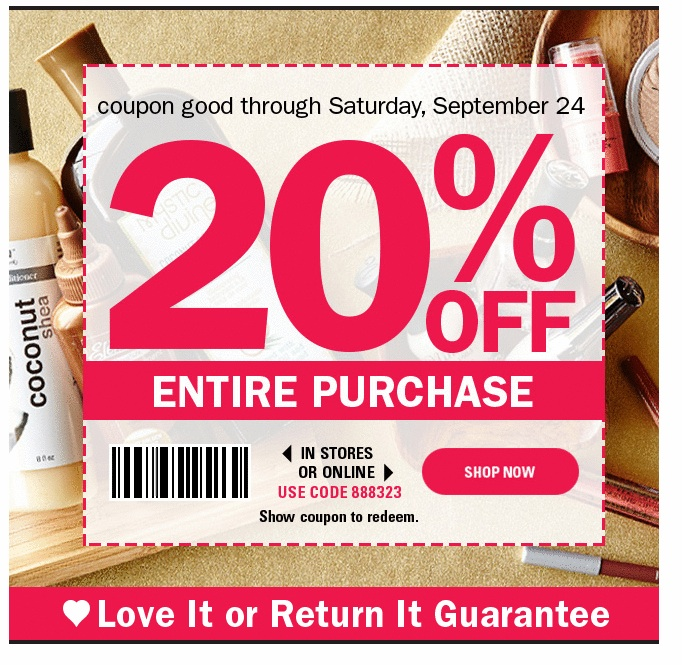 Sally beauty supply in store coupon