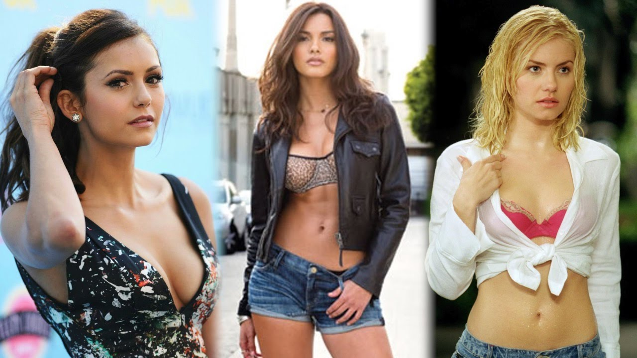 Sexiest female celebrities