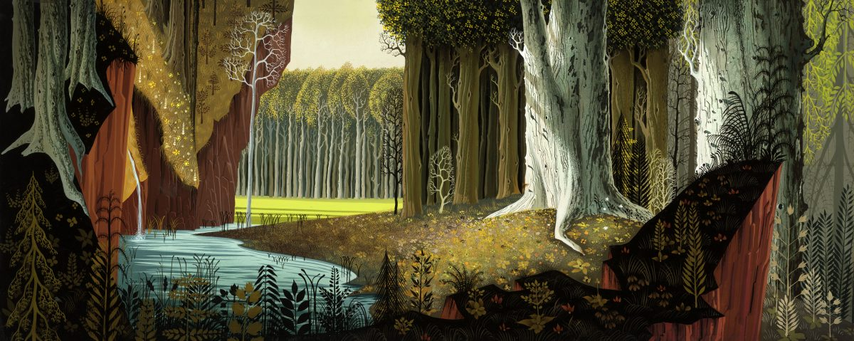 A blog dedicated to the inspiring visual research and concept art …