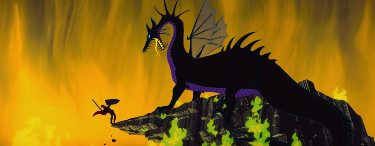 Dragon Maleficent was a dragon form of Maleficent that …