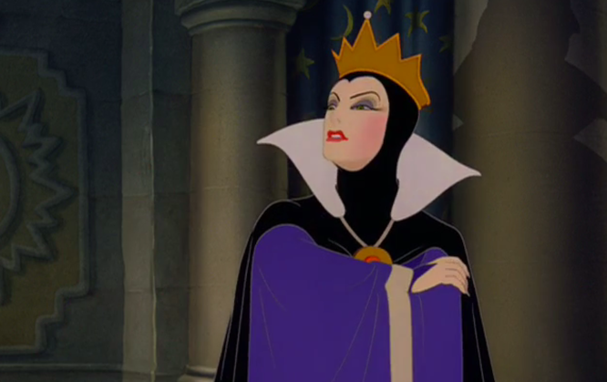 Sleeping beauty evil queen