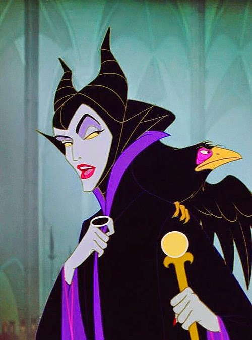Jump to Sleeping Beauty – Maleficent is based on the evil fairy godmother …