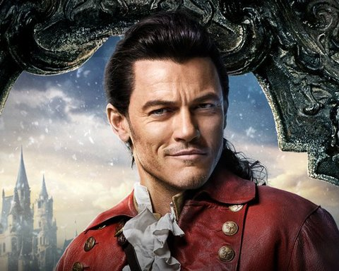 Who plays gaston in the new beauty and the beast